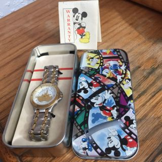 Men's Disneyland Watch